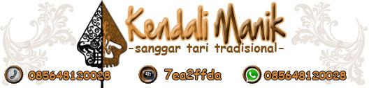 "Sanggar Tari Tradisional "" Kendali Manik ""  Jakarta"